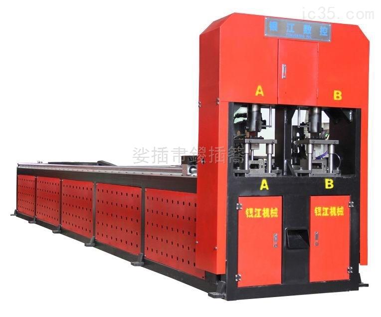 伺服液压冲床液压泵输油量不足的表现