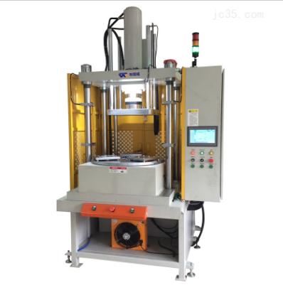 四柱液压机和框架式液压机的差异
