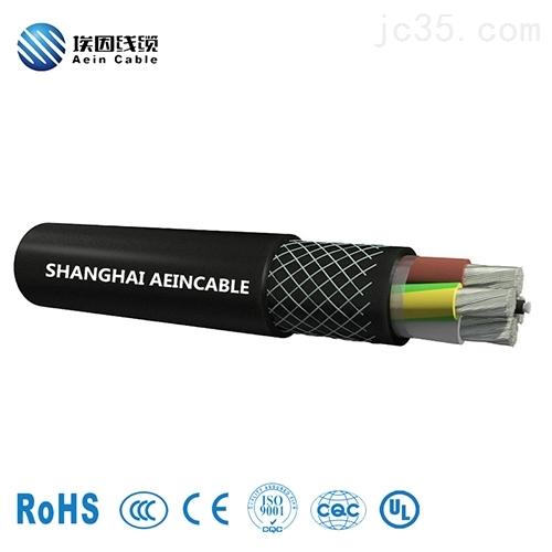 上海厂商CE电缆船用钢丝铠装电缆CEF90DA