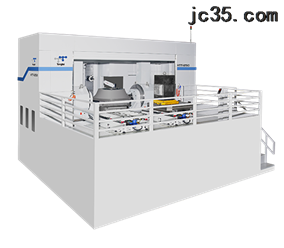 HTH-1250卧式五轴加工中心机