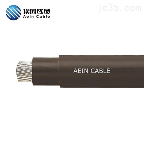 美标电缆厂家UL3005单芯橡胶电缆UL758标准