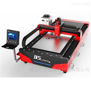 F3015KE广告行业用高速激光切割机价格百盛激光定制