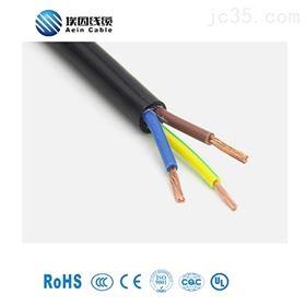 风能电缆CE认证电缆600V耐扭转PVC绝缘PVC护套电缆