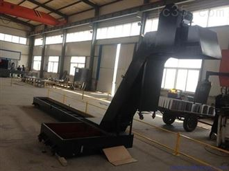 厂家定制组合机床排屑机