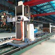 KR-XY5管材坡口相贯线切割机设备