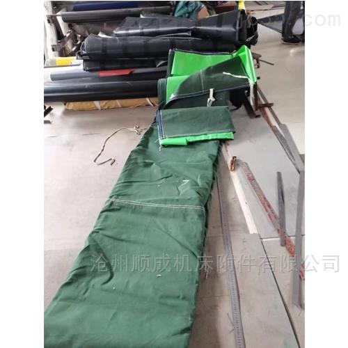 水泥厂卸料口输送布袋