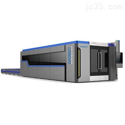 大包围自动交换台激光切割机