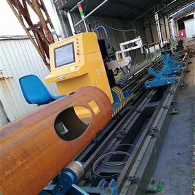 数控管道相贯线切割机 五轴的管材切割设备