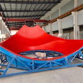 6MW风电机舱罩模具