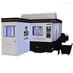 ZJAB-A300/400-J精密数控车铣复合加工中心