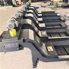 按需定制厂家供应链板排屑机