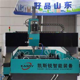 KR-PMZ2016数控平面钻床 钢结构连接板钻孔设备