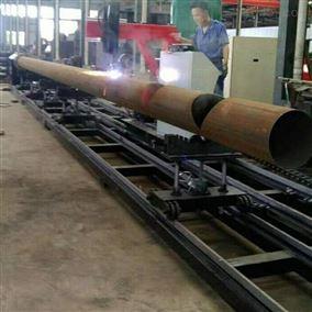 圆管相贯线切割机 数控管材切割设备