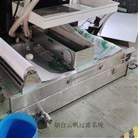 rfgl无纺布纸带过滤系统