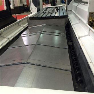 机床伸缩导轨防护罩