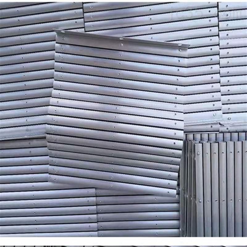 卷帘伸缩式防护罩