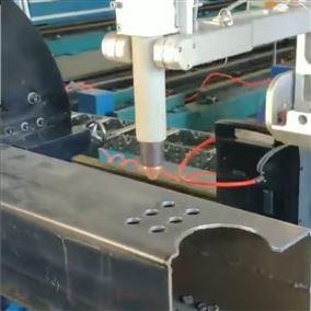 相贯线等离子切割机异型管材切割