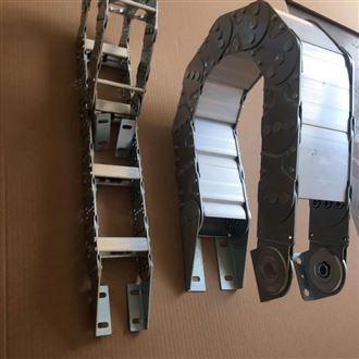 三型桥式钢铝拖链