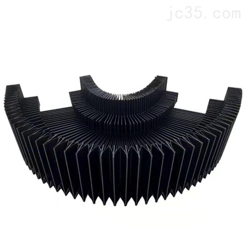 机床伸缩式风琴防护罩