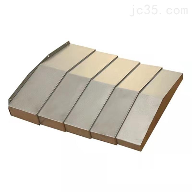 数控机床不锈钢伸缩式盔甲导轨防护罩