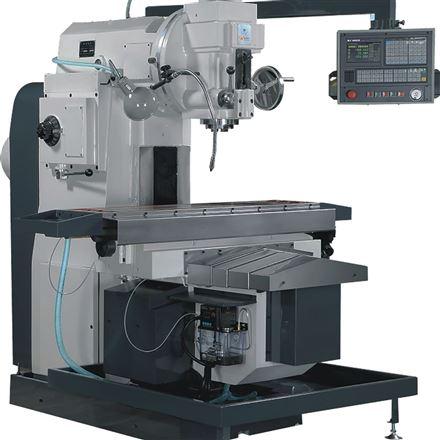 數控銑床完成了工件的高精度、高效率加工