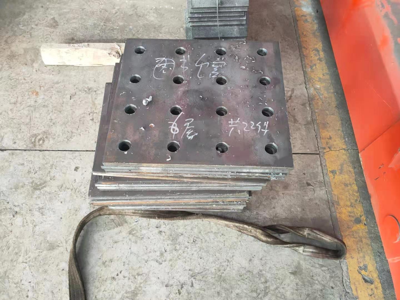 钢结构平面钻