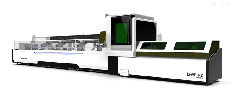 自动管材光纤激光切割机