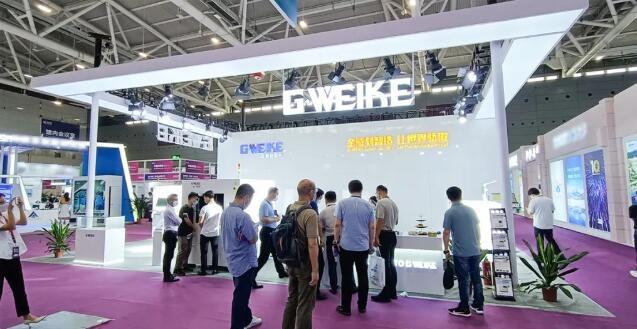 金威刻激光携新品亮相中国光博会,共看光电新趋势